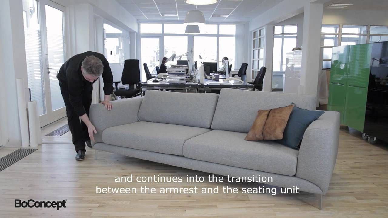 Anders Norgaard Talking About The Super Cool Fargo Sofa Sofa Design Modular Sofa Sofa
