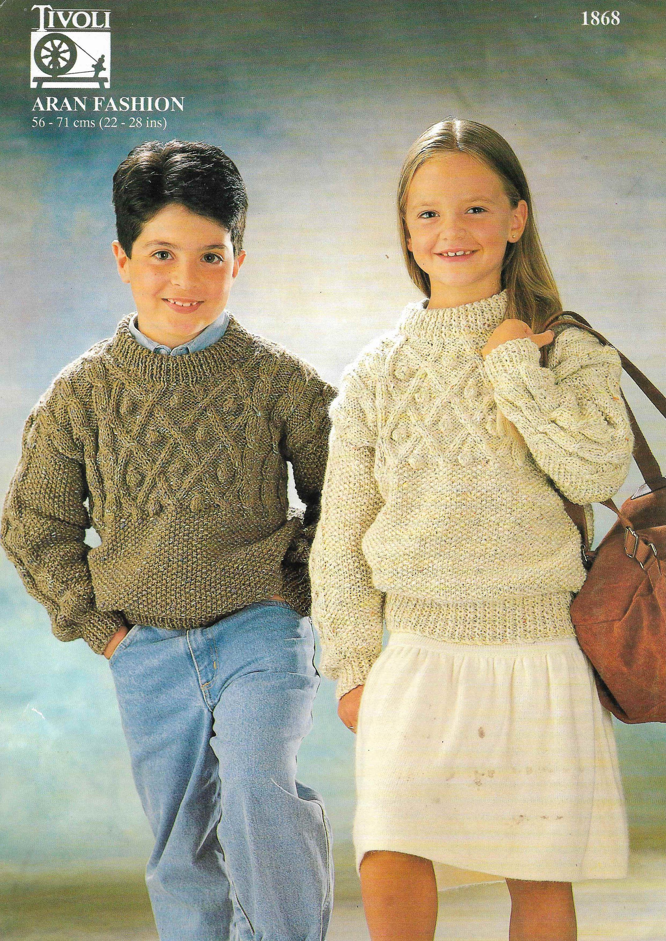 60ffed71028acd Excited to share the latest addition to my  etsy shop  Aran Knitting  Pattern Girls