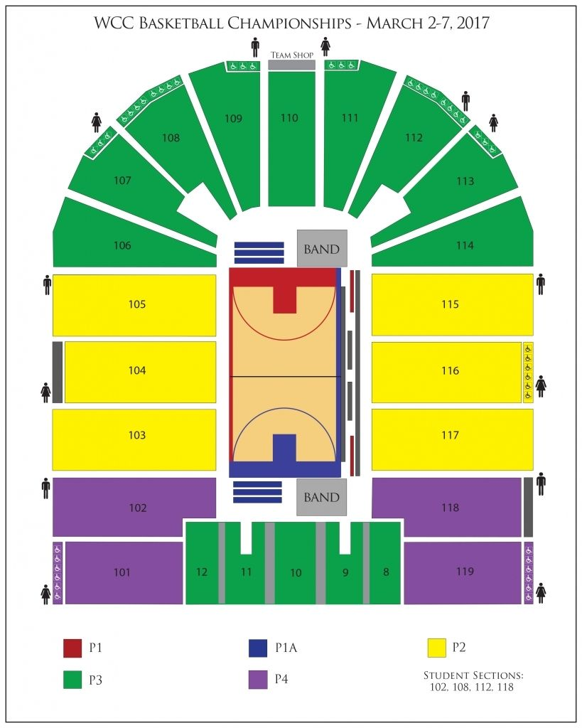 Orleans Arena Seating Chart In 2020 Seating Charts Chart Game Arena