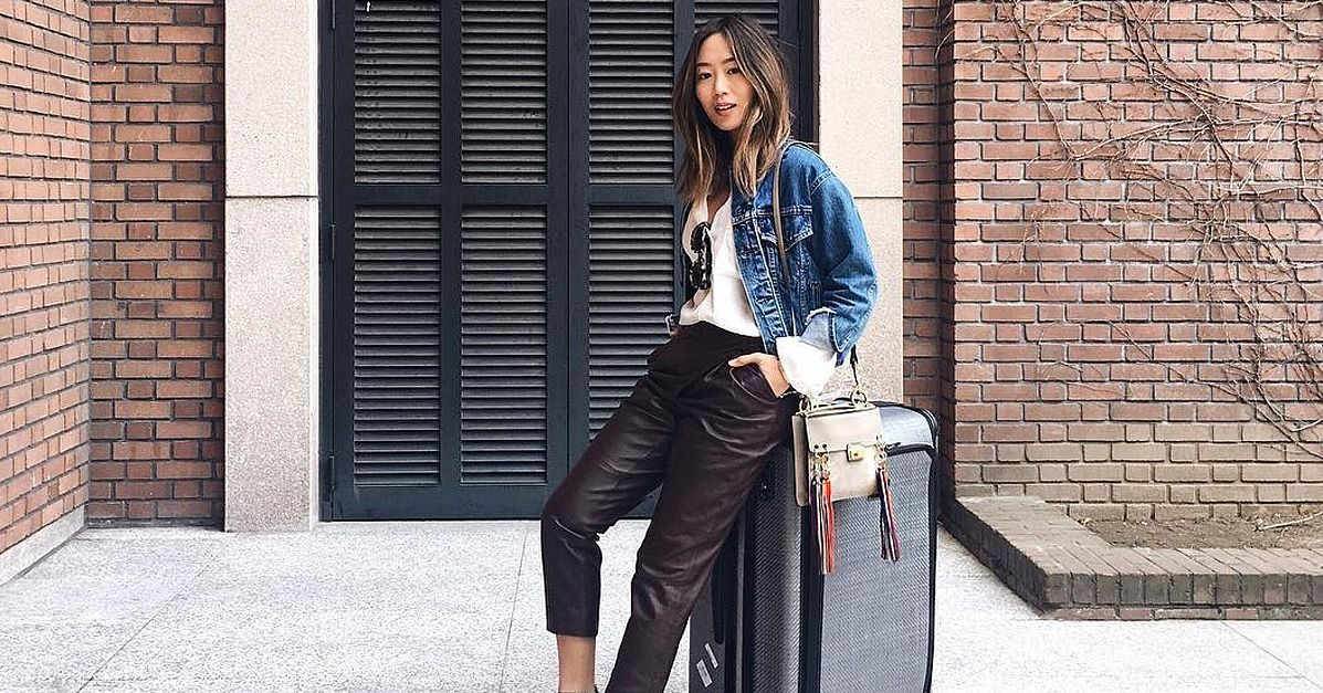 22 Easy-to-Copy Looks That Will Help Take Your Travel Style to New Heights | fashionologie | Bloglovin'