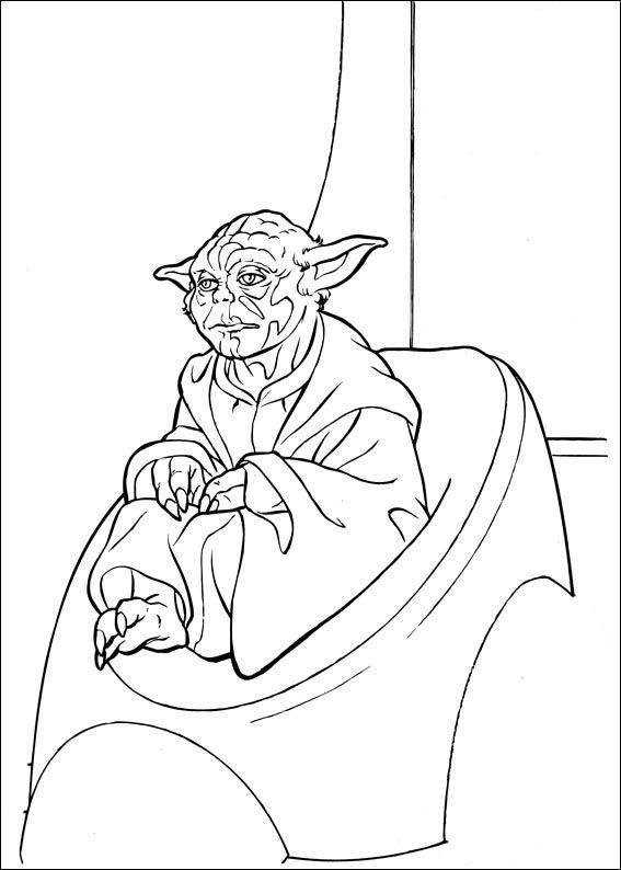 coloriage dessins dessins imprimer et la couleur en ligne star wars 29