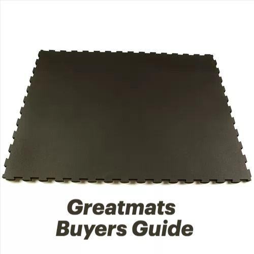 Heavy Duty Textured Anti-Slip Rubber Mat Gym Garage Flooring Mat Indoor Outdoor