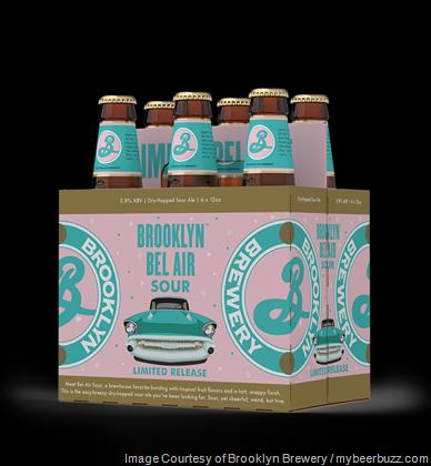 Brooklyn Brewery Releasing Brooklyn Bel Air Sour Brewery