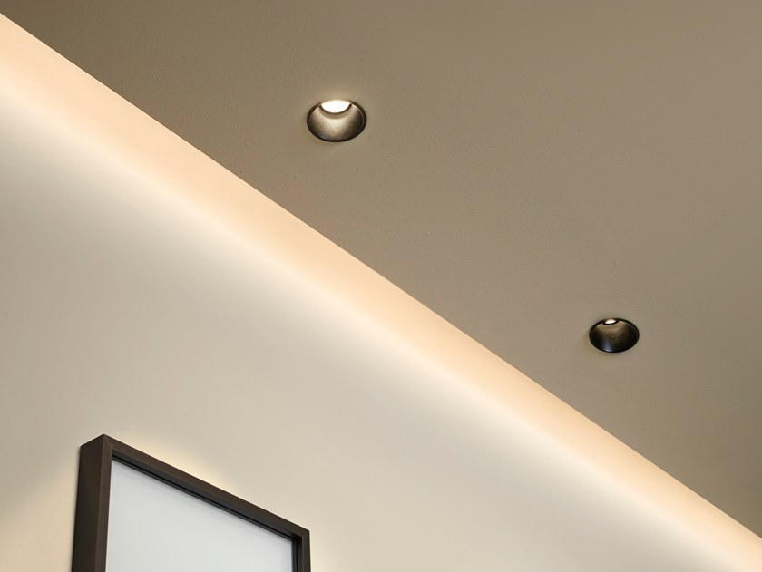 Led Ceiling Recessed Spotlight Zenitled Zenit Collection By Antonio Lupi Design Led Ceiling Spotlights Recessed Ceiling Spotlights Ceiling Light Design