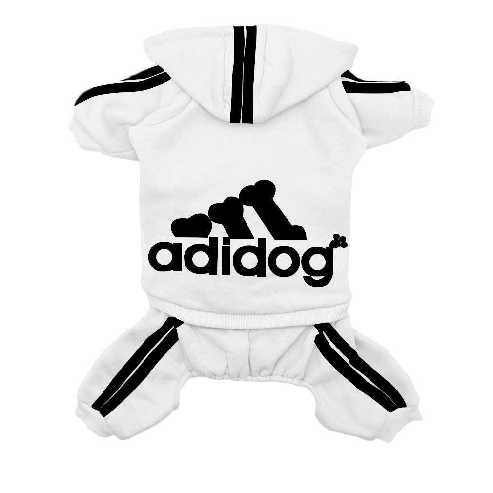 Scheppend Original Adidog Pet Clothes For Dog Cat Puppy Hoodies Coat Winter Sweatshirt Warm Sweater Pet Clothes Cute Dog Clothes Dog Clothes [ 1010 x 1010 Pixel ]