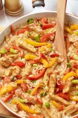 Reispfanne mit Gemüse   maggi.de #schnellerezeptemittagessen