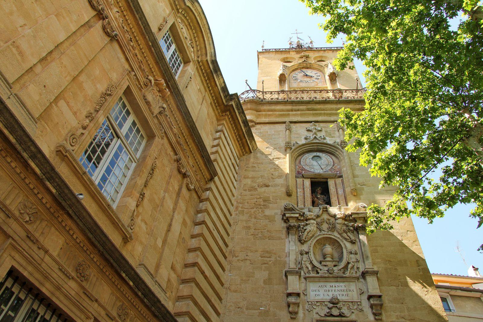 Mairie d'Aix-en-Provence - Aix-en-Provence (France)