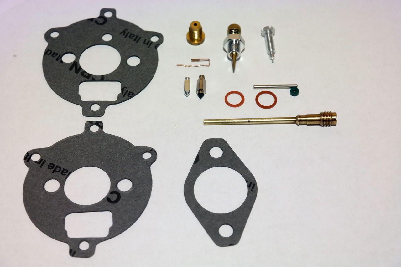 Carburetor Rebuild Kit for Briggs & Stratton Medium Flo Jet