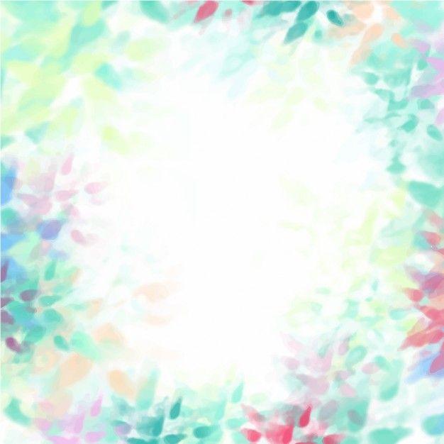 abstract watercolor background free vector digital scrapbooking