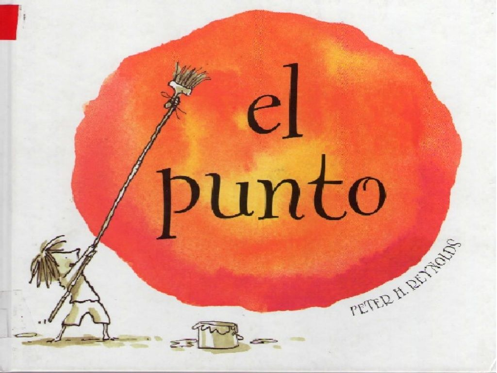 El punto de peter reynolds by nataliagiovannoni via slideshare