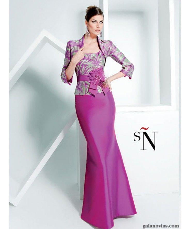 Vestido de Madrina, Sonia Peña 110068   Vestidos de Madrina ...