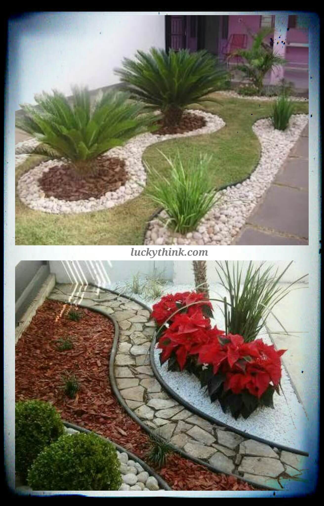 Examples Of Landscaping Ideas That Can Be Applied On Your Home Page Large Backyard Landscaping Backyard Landscaping Backyard Landscaping Designs