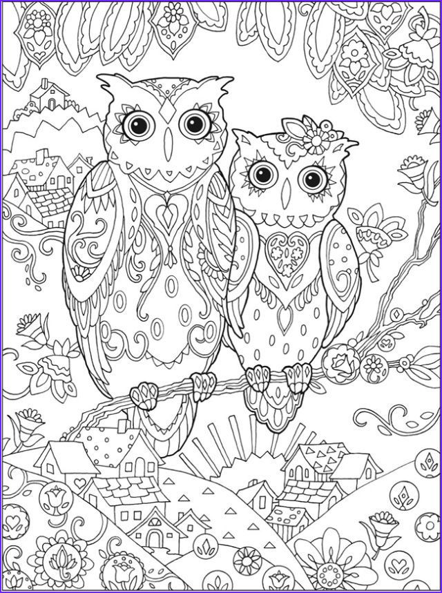 Mindful Coloring , Polar Animals Mindfulness Colouring ...
