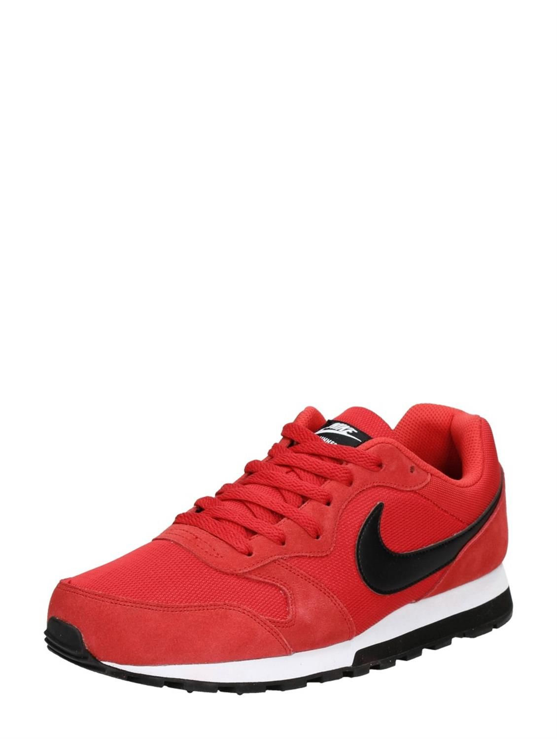 Nike MD Runner 2 heren sneakers rood | Herensneakers
