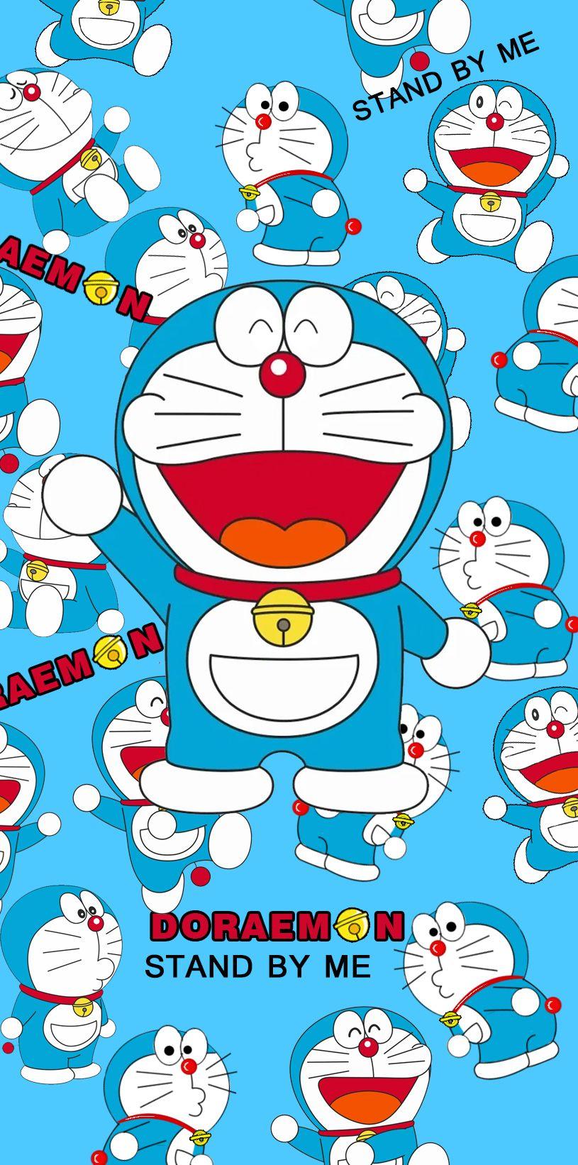 Wallpaper Gambar Doraemon