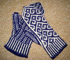 Ravelry: Vogue Knitting on the Go: Mittens & Gloves - patterns