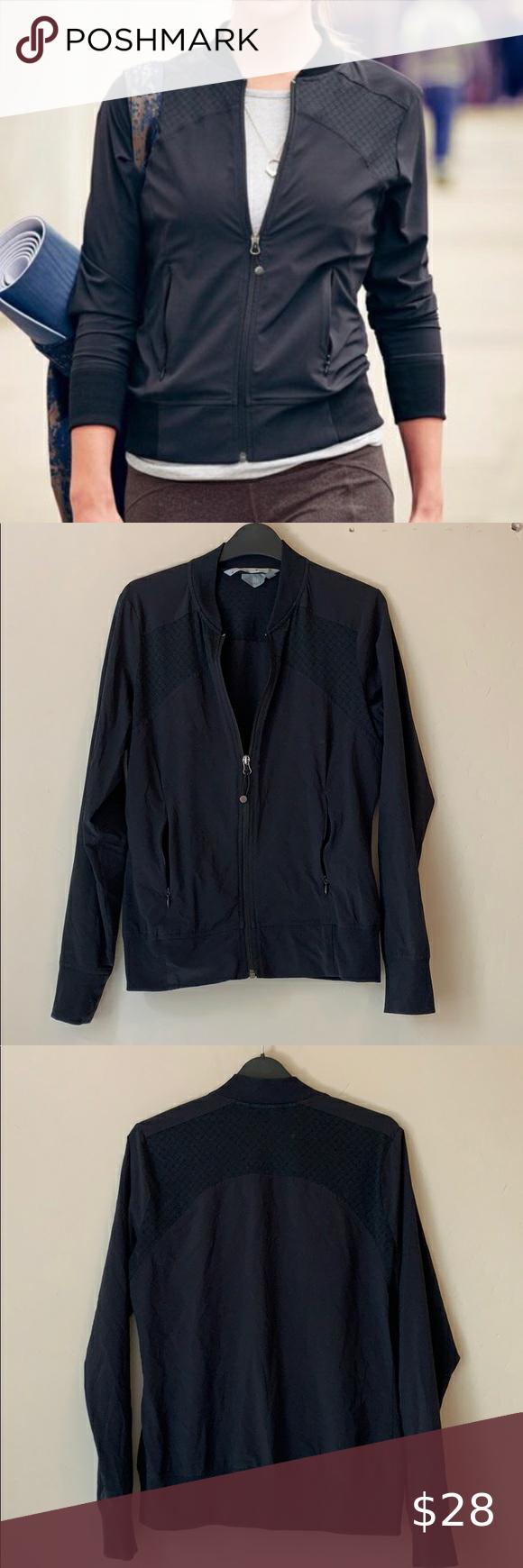 Athleta La Breezy Bomber Jacket Bomber Jacket Athleta Clothes Design [ 1740 x 580 Pixel ]