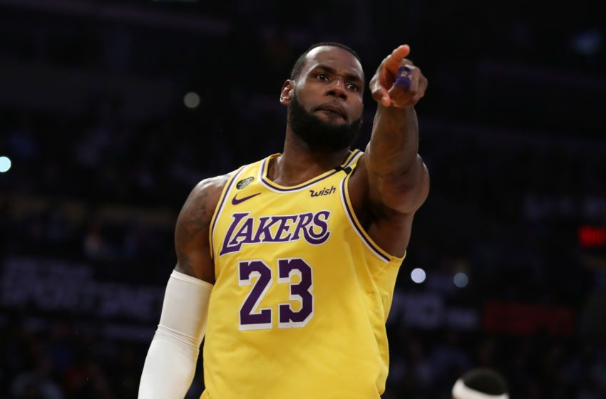 Los Angeles Lakers Lebron James Wants To Finish Career With Team In 2020 Lebron James Los Angeles Lakers Lebron
