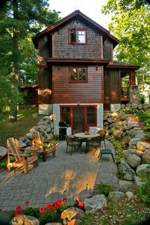 Lake Country Builders - traditional - exterior - minneapolis - by Lake Country Builders