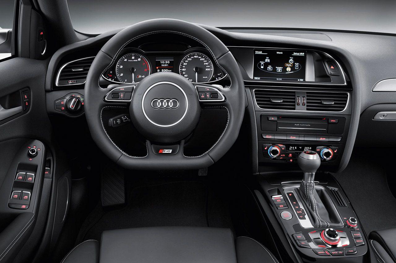 2012 Audi S4 Interior Audi S4 Audi A5 Audi A5 Coupe