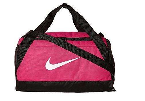 5a53bcdf0e Nike Brasilia Duffel Bag PINK Training Sports Holdall Gym Bag Small  Weekender #Nike #DuffleGymBag