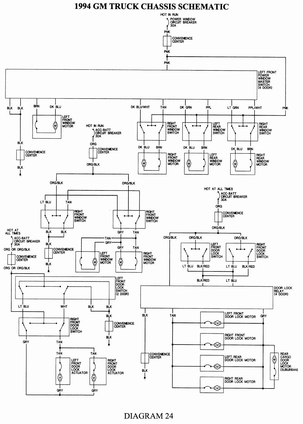 50 7 Way Trailer Plug Wiring Diagram Gmc Gh2f Di 2020