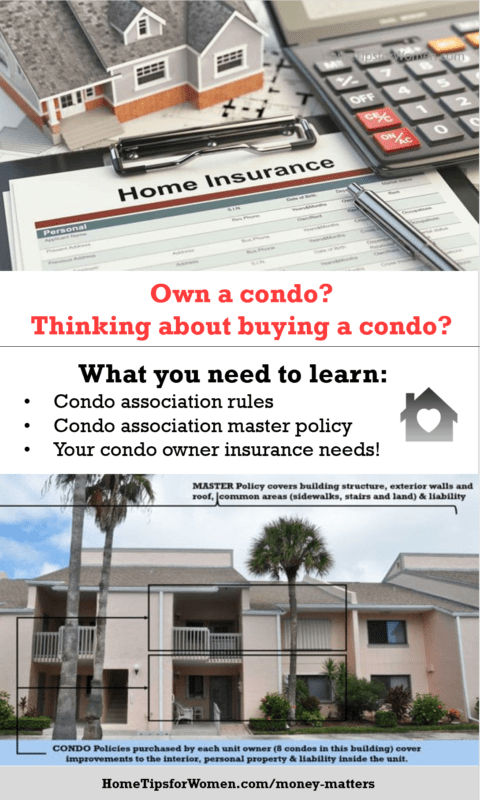 Condo Insurance Facts You Need To Understand Condo Insurance