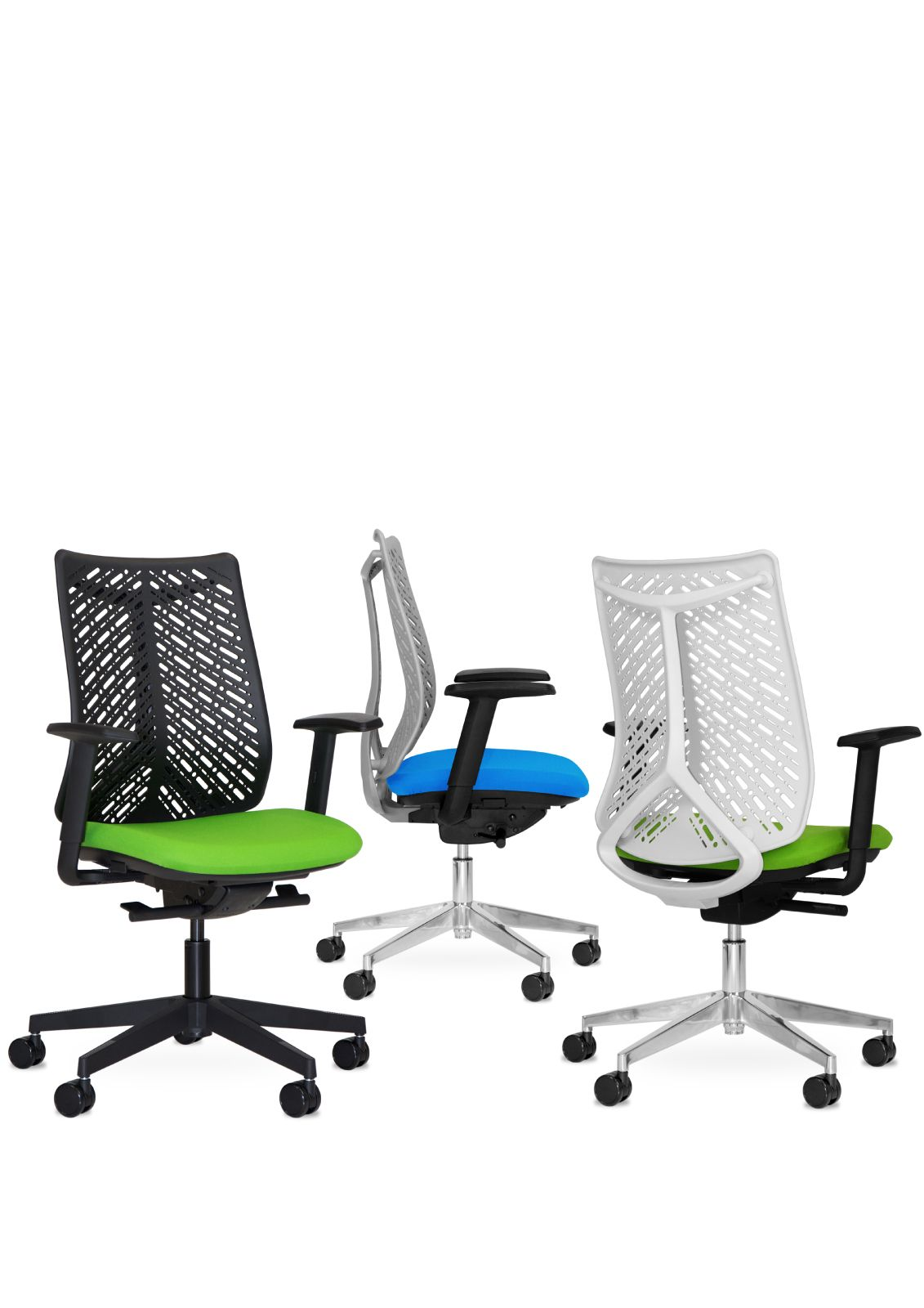 Airflex Task Chair Various Options Available From Elite Office