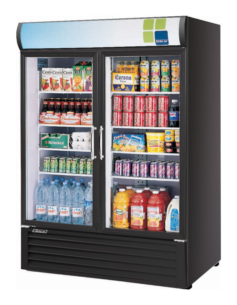 Refrigerator 50 Cu. Ft., 2 Swing Doors // Refrigerador 50