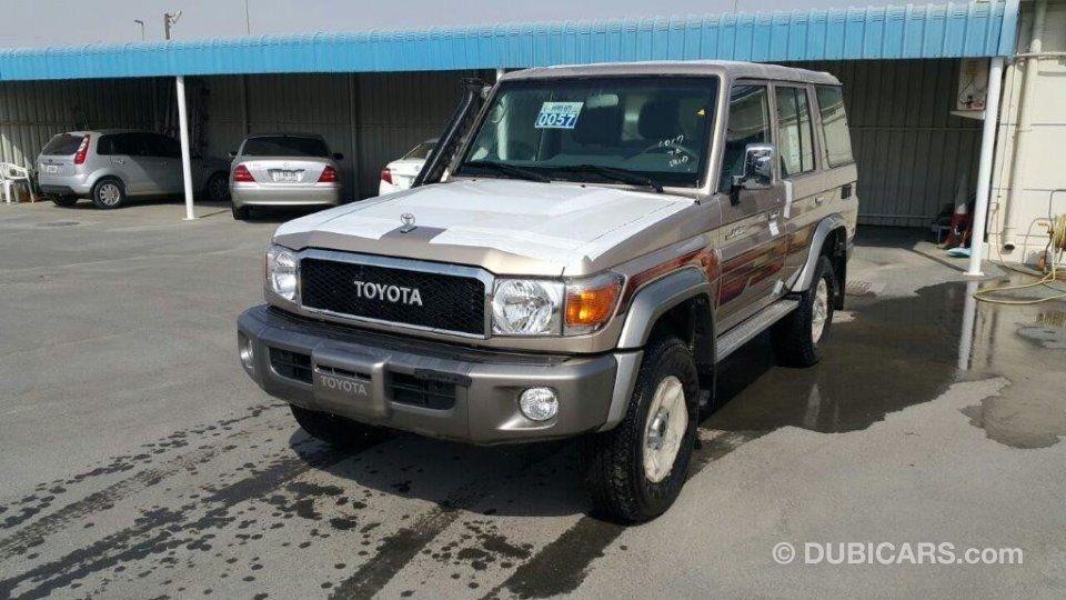 Toyota Land Cruiser Hardtop Lx 76 Petrol 4 0 V6