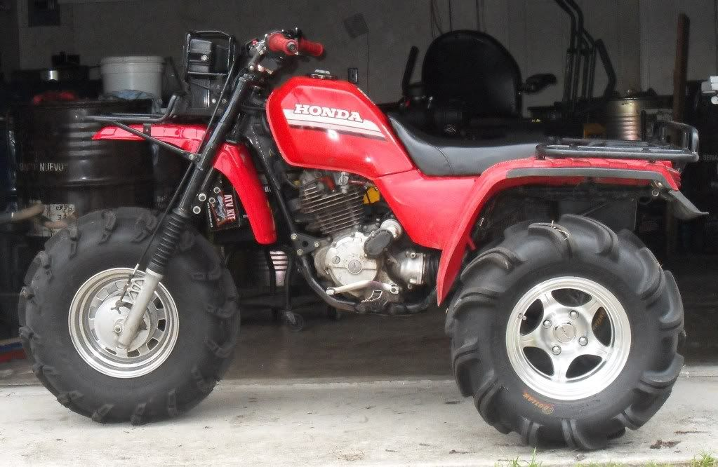 Big Four Wheelers >> big red lifted - Google Search | ATC Mud Rigs | Honda, Atv, Motorcycle