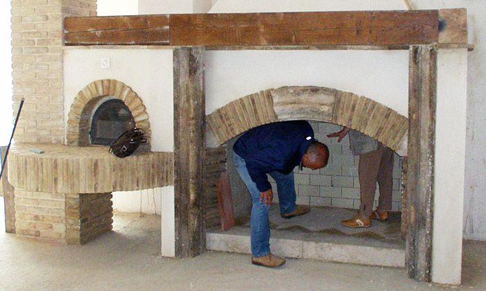 cucina rustica con camino - Cerca con Google | CUCINE | Home Decor ...