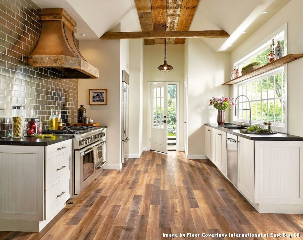 inexpensive kitchen tile flooring with farmhouse kitchen with images farmhouse kitchen on farmhouse kitchen tile floor id=77110