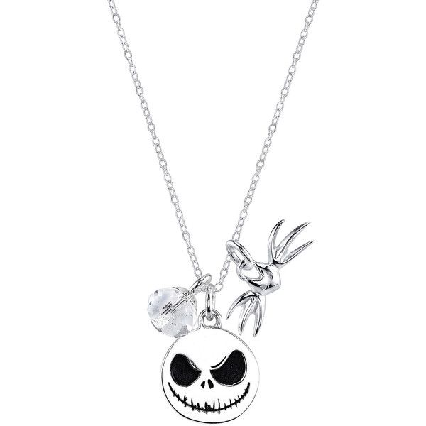 Disney sterling silver nightmare before christmas charm pendant disney sterling silver nightmare before christmas charm pendant found on polyvore featuring jewelry mozeypictures Images