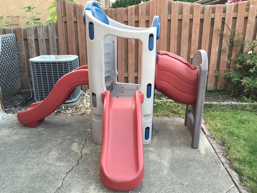 little tikes hide and slide instructions