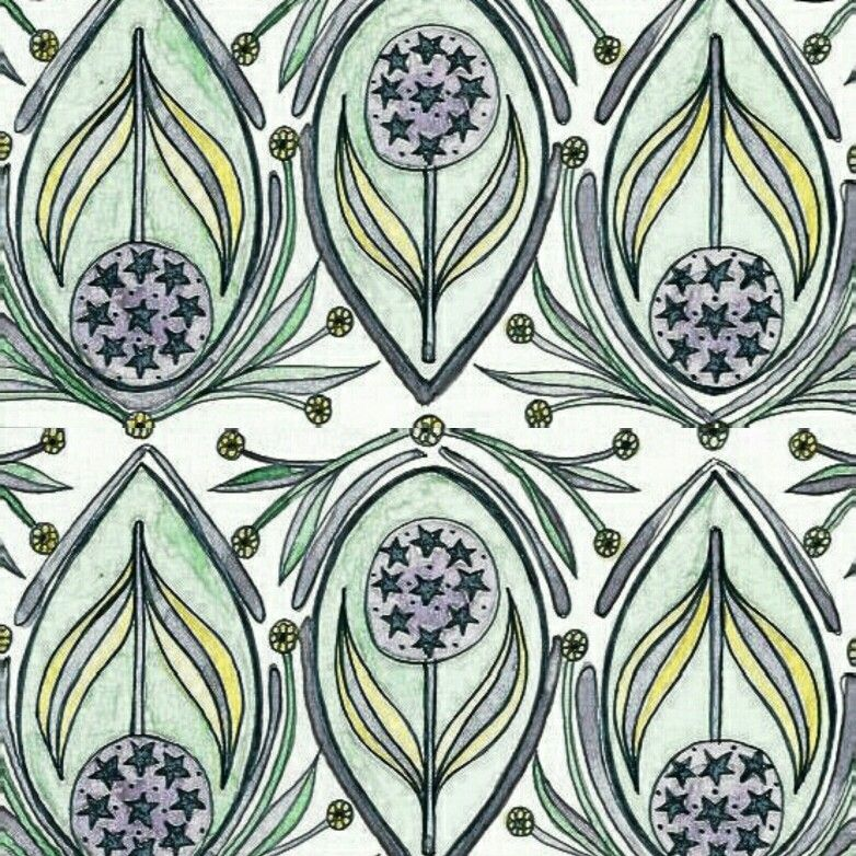 Allium pattern 1