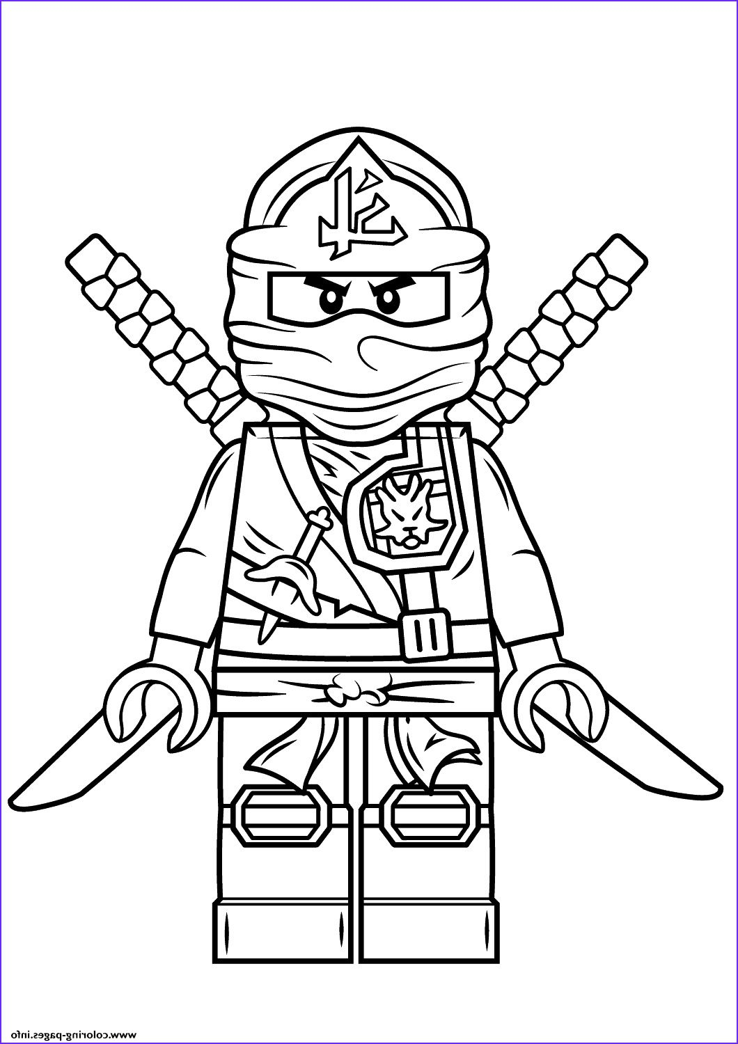 Print Lego Ninjago Green Ninja Coloring Pages In 2020 Lego Coloring Pages Ninjago Coloring Pages Lego Coloring