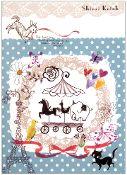 Shinzi Katoh Carousel A5 Notebook