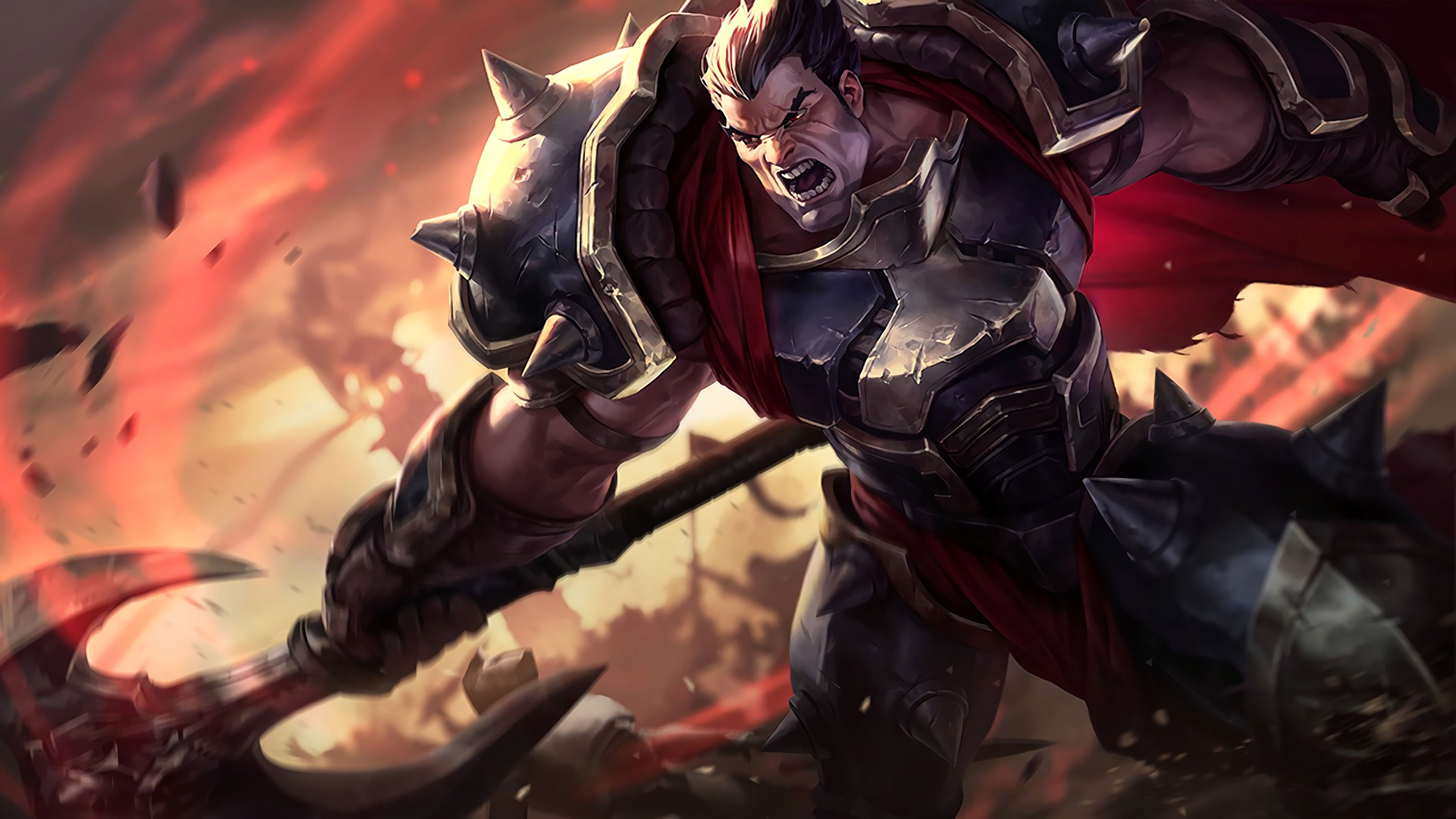 Darius, top lane champion