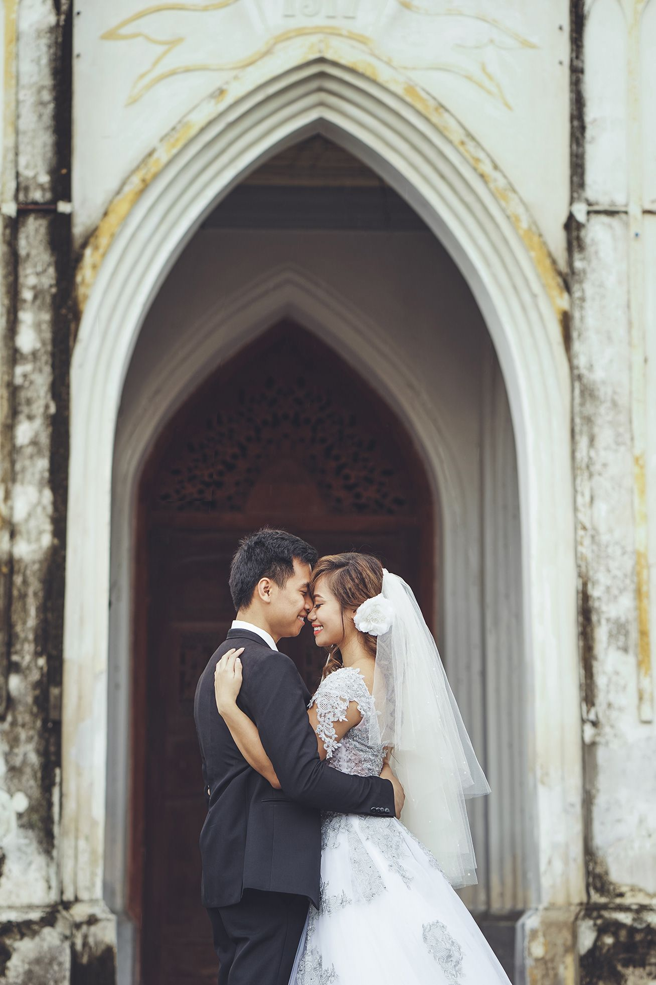 Image result for nhà thờ hà dừa nha trang