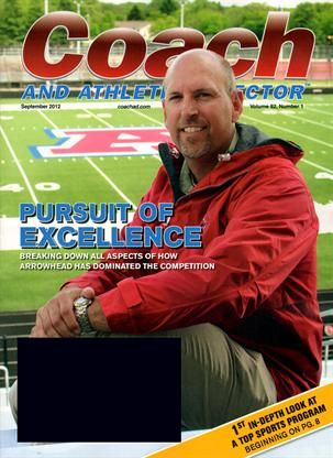 Coach And Athletic Director Magazine  Only   Issue  Athletic