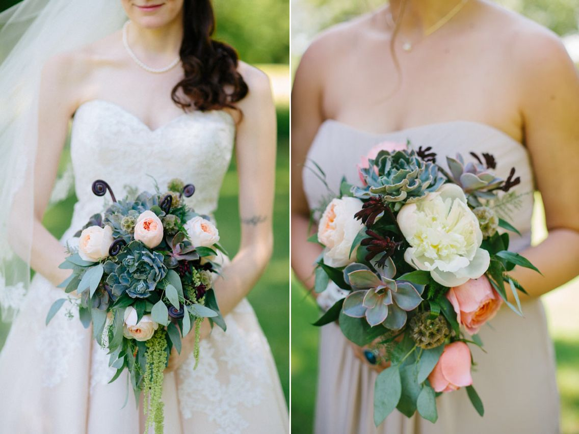 Jessica Shae Photography #succulents #wedding #spring