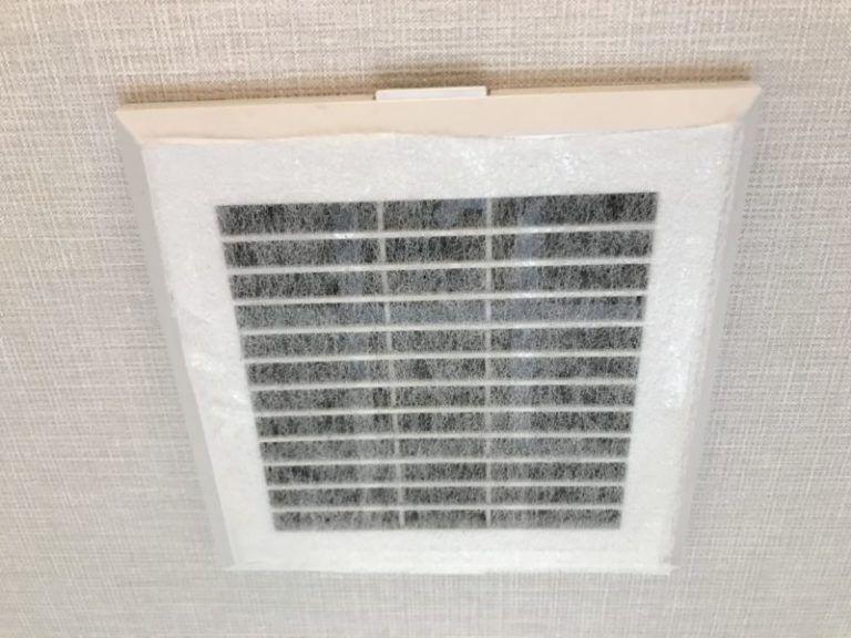 通気口 換気口の壁汚れ 黒ずみを完璧に防止する方法 換気口 生活