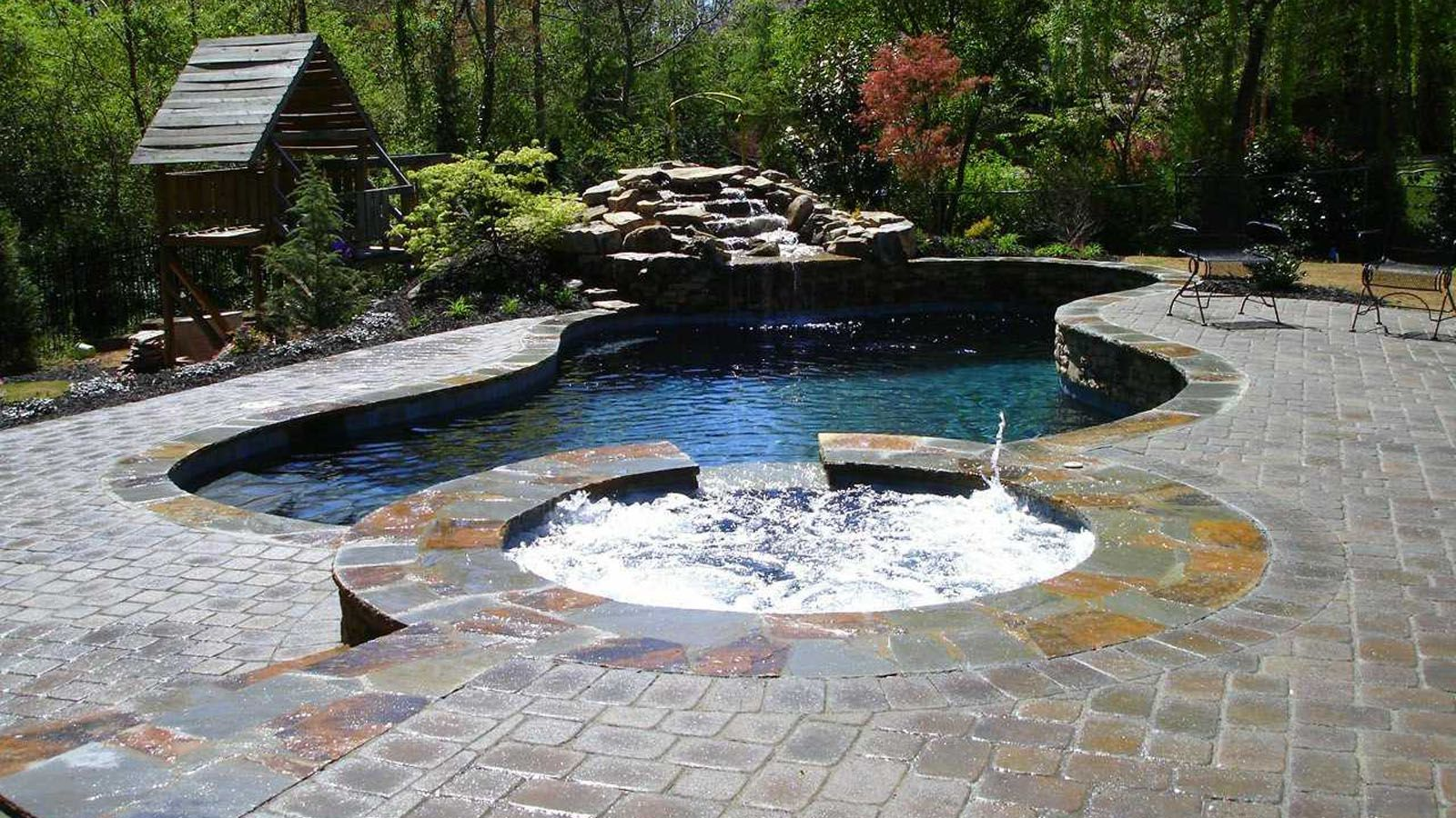 Aqua Design Pools & Spas, LLC. - Natural | Pool ideas | Pinterest ...