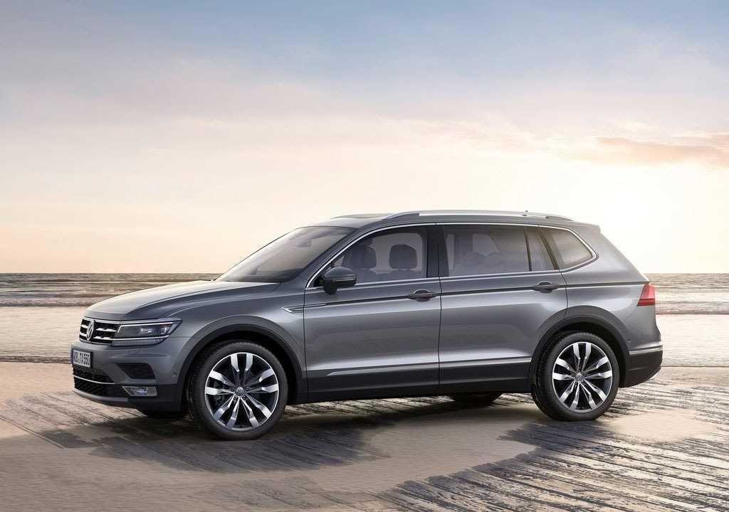Volkswagen Tiguan Allspace 2018 2019 Tiguane For 7 Seats Volkswagen Suv Car