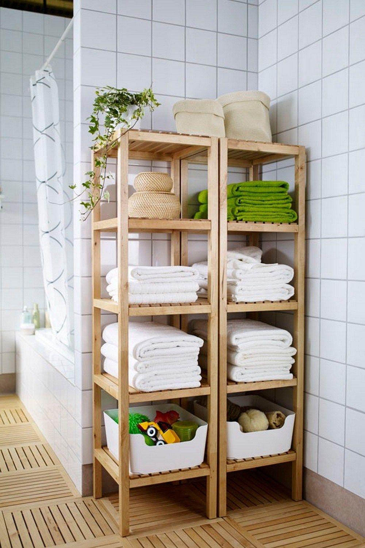 Ikea hacks for home (51 - Ikea badkamer, Ikea en Kast