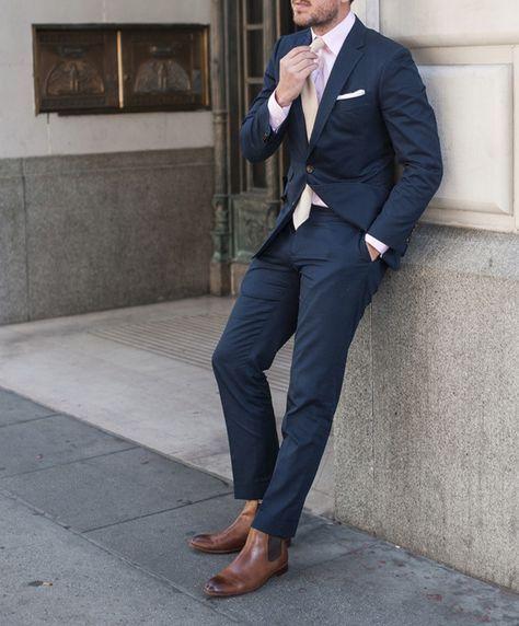 8252e327a8e70 Macho Moda - Blog de Moda Masculina: Chelsea Boot Masculina, Onde Encontrar  no Brasil?