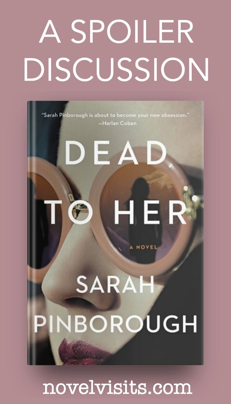 Dead to her by sarah pinborough a spoiler discussion in