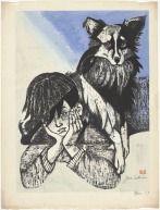 "Sekino Jun-ichirô, ""A Boy and a Dog"" (1957)"