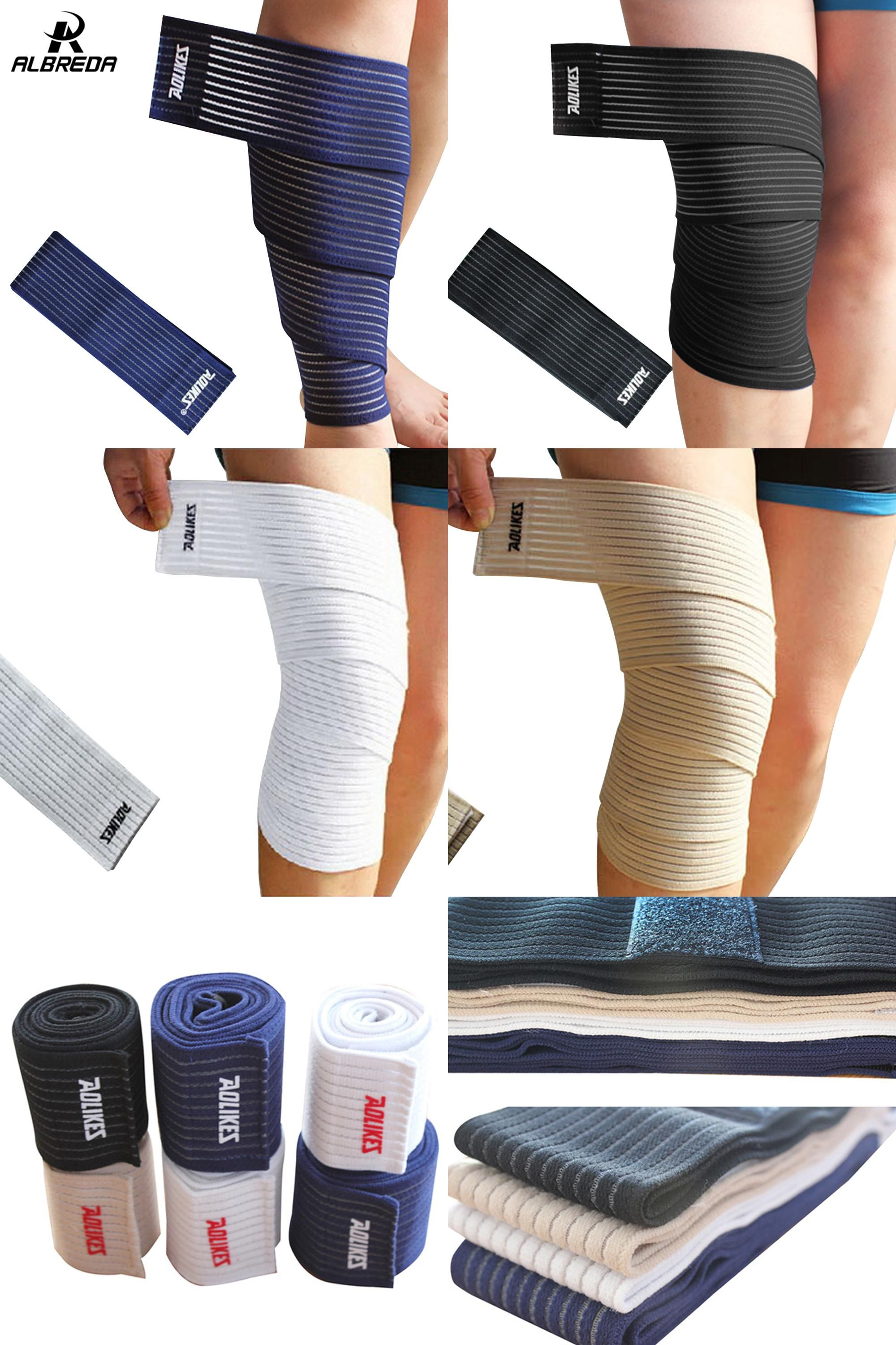 Support Protective Gear New Elastic Bandage Therapy Sport Brace